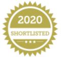 2020 Shortlisted award