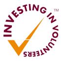 Investing in Volunteers logo