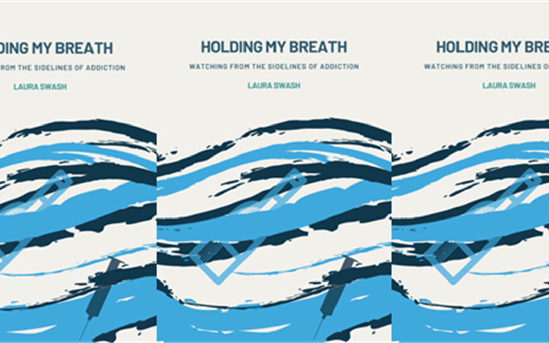 Just published! Holding my Breath by Laura Swash.