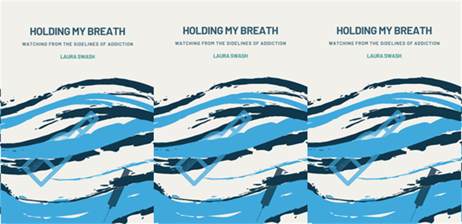 Holding My Breath book cover