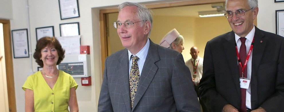 Open Road welcomes The Duke of Gloucester