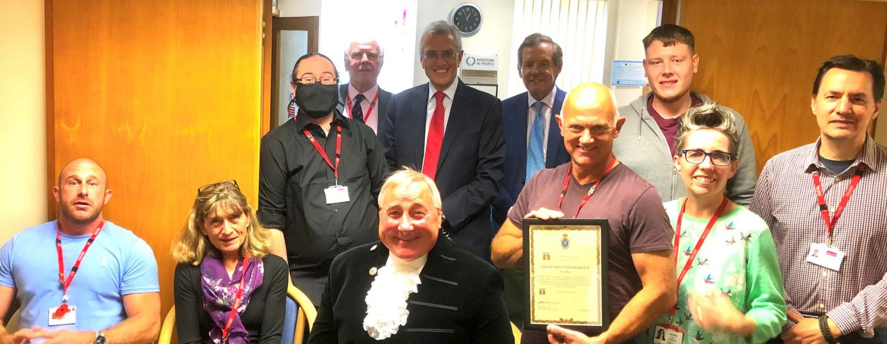 High Sheriff Open Road Visit